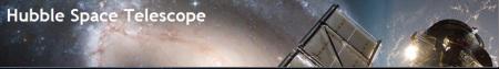 NASA Hubble Banner